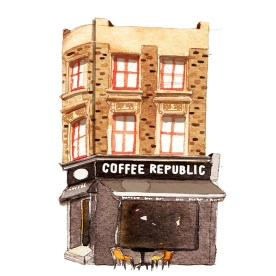 Portobello Coffee Republic